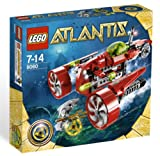 LEGO Atlantis Typhoon Turbo Sub (8060)