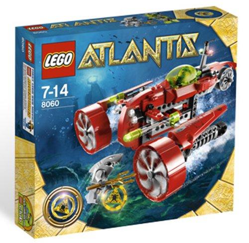 LEGO Atlantis Typhoon Turbo Sub (8060)