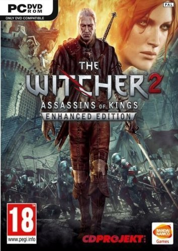 The Witcher 2: Assassins of Kings - Enhanced Edition (PC DVD) [Importación inglesa]