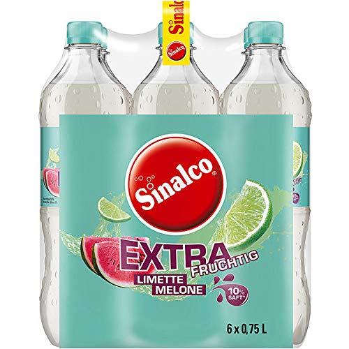 Sinalco Limette-Melone, 6er Pack, 6 x 0,75 l EINWEG