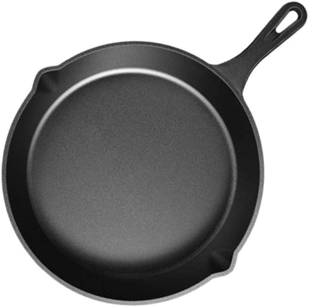 N Limited Special Price A Household cast Iron Sale item Frying Smooth pan Even Surface Heat