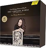 C.P.E. Bach : Intégrale de l'oeuvre pour piano seul