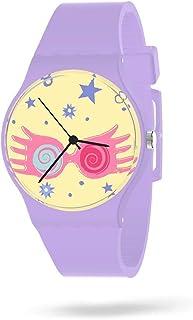 Reloj Mujer Harry Potter | Relojes Mujer Pulsera | Reloj Analógico Mujer| Reloj de Mujer Correa Silicona | Relojes para Mu...