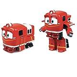 Rocco Giocattoli - Robot Trains Personaggi Trasformabili 13 cm (ALF)