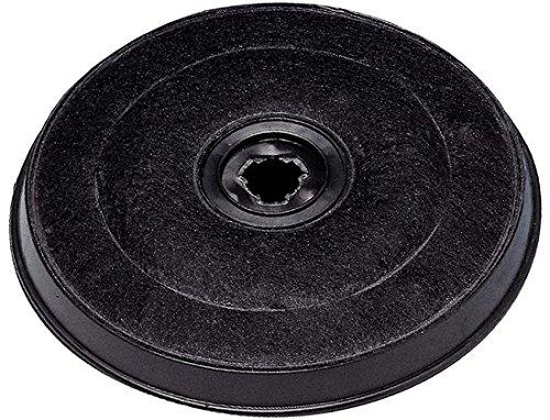 Bosch Home DHZ2701 Filter für Dunstabzugshaube, 220 g, 1 Stück, 250 mm, Schwarz