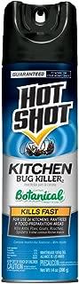 Hot Shot 100046102 4470 14-Ounce Kitchen Bug Killer Aerosol, Case Pack of 1