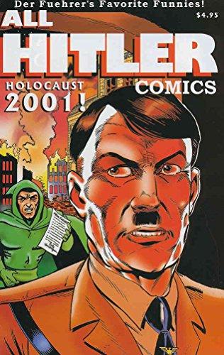 All Hitler Comics #1 VF ; Paragon comic book