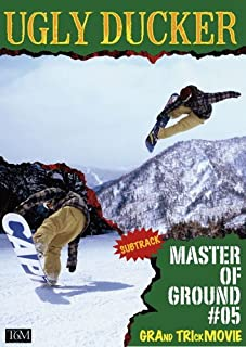 UGLY DUCKER / Master of Ground 05(cvsb1583) [DVD]