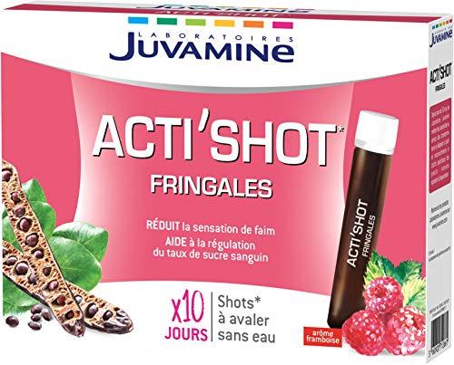 Juvamine Acti' Shot Fringales Minceur, 10 Shots