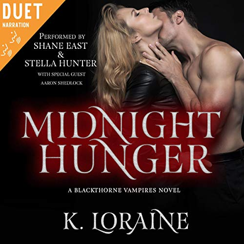 Page de couverture de Midnight Hunger