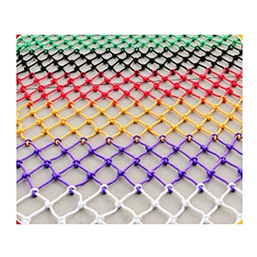 Red de Escalada Nets STROACIÓN DE LOS NIÑOS, Resultados DE PROTECCIÓN DE Balcones, Nets, Rockling RETS, Ropa DE Petras, Diámetro de la Cuerda 12mm / 0.039ft (Size : 2x6m(7x20ft))