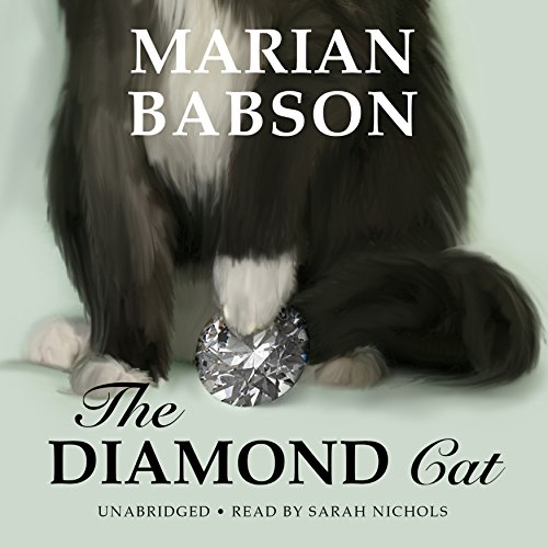 The Diamond Cat audiobook cover art
