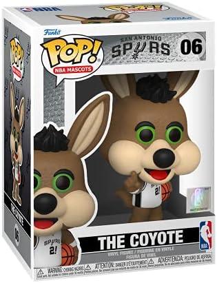 Funko Pop! NBA Mascots: San Antonio - The Coyote