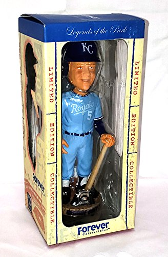GEORGE BRETT Kansas City Royals Legends of the Park Bobblehead