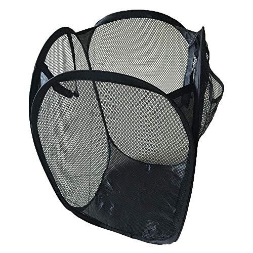 FHFF Mesh Bag Opvouwbare Pop Up Wasmand Bag Hamper Mesh Opbergmandje Kinderspeelgoed Schoen Sundries China