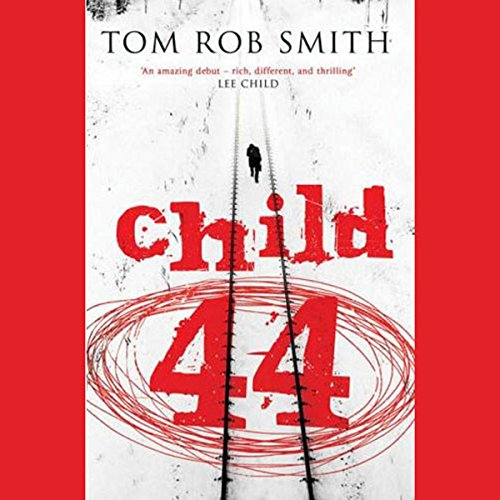 Child 44 audiobook cover art