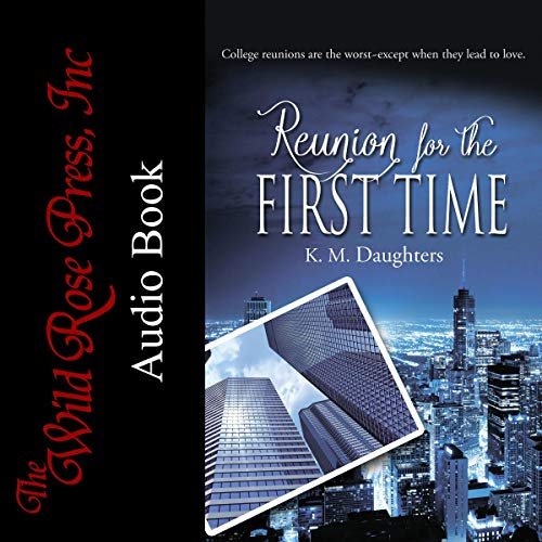 Reunion for the First Time audiobook cover art