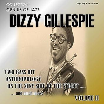 Genius of Jazz - Dizzy Gillespie, Vol. 2 (Digitally Remastered)