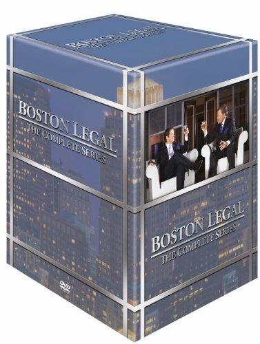Boston Legal (Complete Series) - 27-DVD Box Set ( ) [ Schwedische Import ]