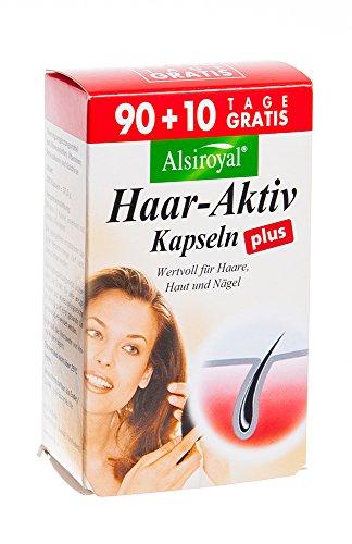 Haar-Aktiv-Kapseln plus (56 g)