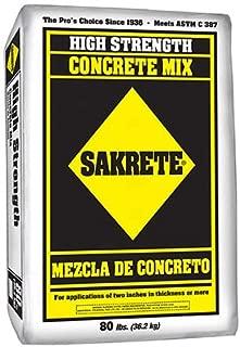 Sakrete 65200390 80 lbs. Concrete Mix