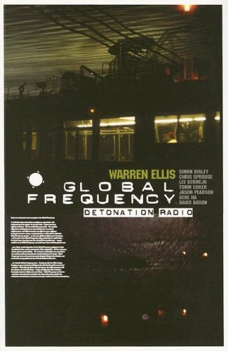 GLOBAL FREQUENCY DETONATION RADIO TP