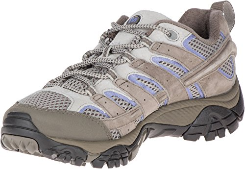 Merrell Women's Moab 2 Vent Hiking Shoe, Falcon, 6 M US