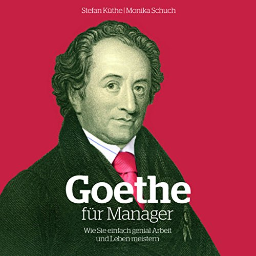 Goethe für Manager audiobook cover art