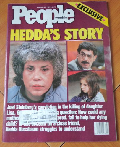 People Weekly Magazine February 13, 1989 (Hedda's Story