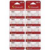 Act 20 AG4/LR66/LR626/377 Pack de 10 Piles jetables pour Appareil photo
