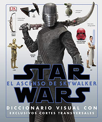 Star Wars: El ascenso de Skywalker: El diccionario visual