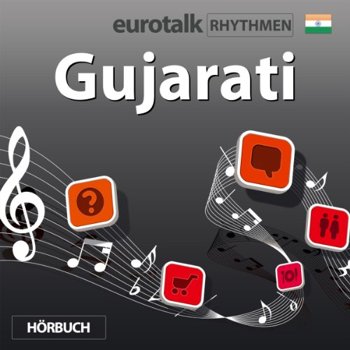 EuroTalk Rhythmen Gujarati audiobook cover art