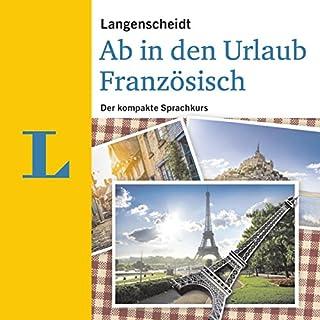 Langenscheidt Ab in den Urlaub Französisch Titelbild