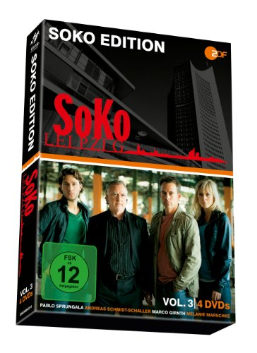 Vol. 3 - Soko Edition (4 DVDs)