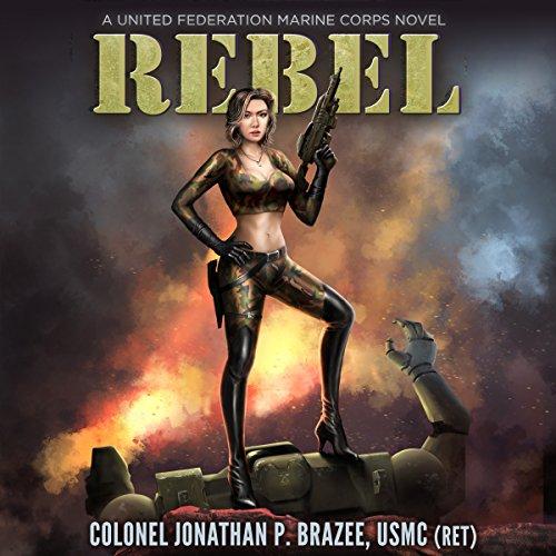 Rebel audiobook cover art