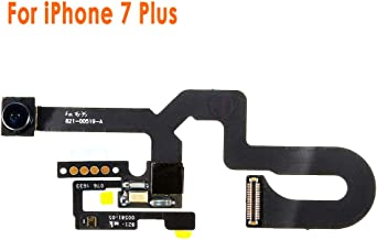 Johncase New OEM 7MP Front Facing Camera Module w/Proximity Sensor + Microphone Flex Cable Replacement Part Compatible for...