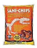 T-Rex Reptile Terrarium Substrate - Sani-Chips 8qt Bag