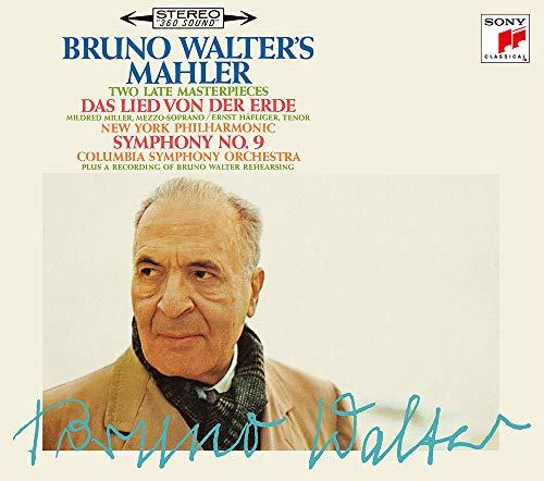 マーラー:交響曲第1番「巨人」・第2番「復活」・第9番・大地の歌(完全生産限定盤)(SACD HYBRID) - ブルーノ・ワルター