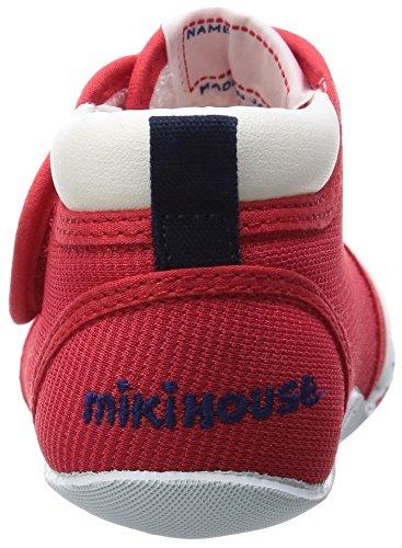 ミキハウス(MIKIHOUSE)ベビーシューズ10-9372-97812cm赤