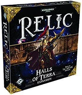 Relic: Halls of Terra Board Game Expansion by (2015-05-15)
