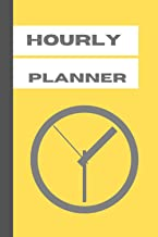hourly day planner , notebook
