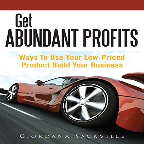 Get Abundant Profits audiobook cover art