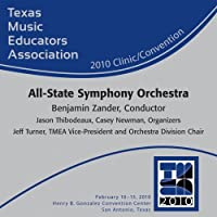2010 TMEA All-State Symphonic Orchestra by 2010 TMEA All-State Symphonic Orchestra