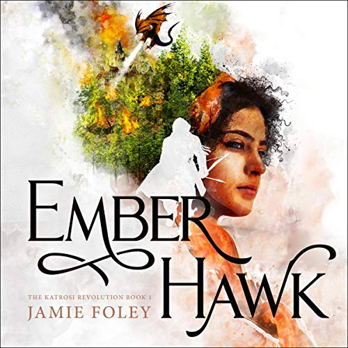 Emberhawk  By  cover art
