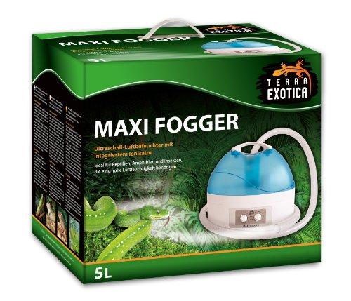 Terra Exotica Maxi Fogger - Ultraschall Luftbefeuchter
