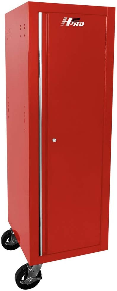 Large-scale sale Homak Mfg. Co RD08019602 H2Pro Full Locker Series Chicago Mall Side Height