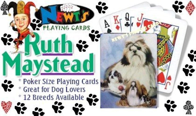promocionales de incentivo Shih Tzu de la cubierta de tarjetas Mejores amigos amigos amigos por Ruth Maystead  los últimos modelos