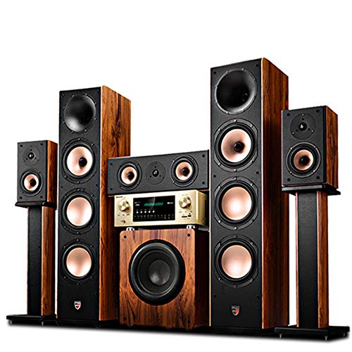 Buy Bargain Home Theatre System with 5.1 Sound Field Surround Technology 3D Surround Bluetooth Conne...