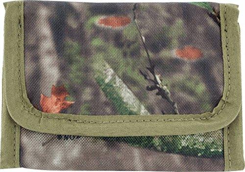 Highlander Tree Deep Walkabout Wallet Tree Camo Print Slim Fising Camouflage by Highlander