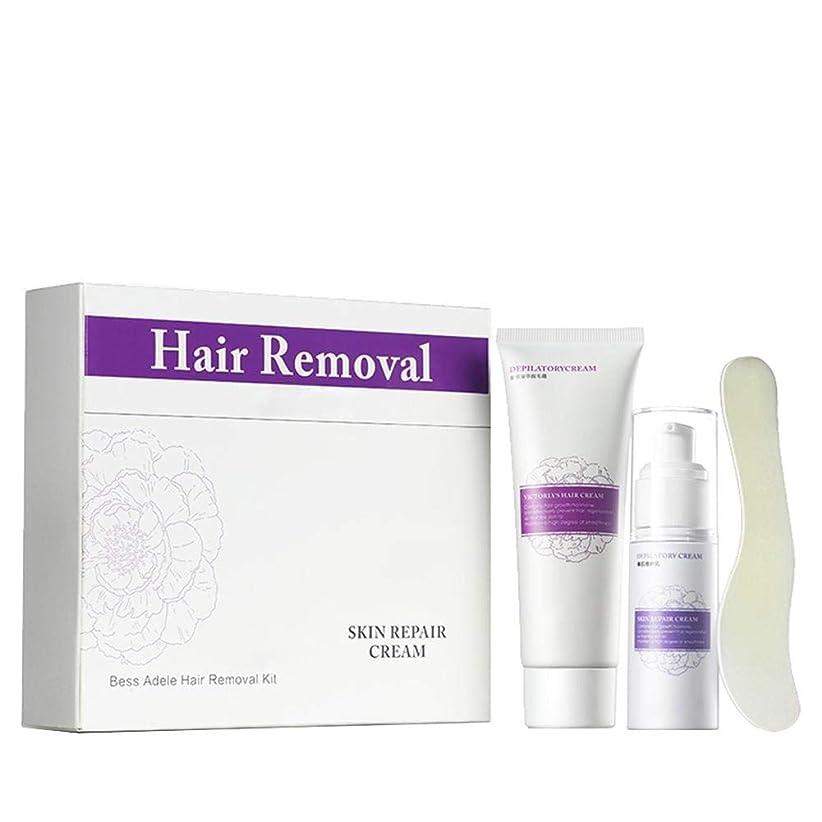 ガムレジ曇った除毛クリーム 修復用ミルクスクレーパー優しい脱毛は肌を傷つけません、ファースト&シンプル、肌の潤いを和らげ、保ちます